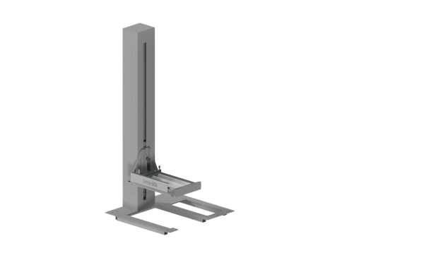 Lift mit Anbindung an FTS, Fördertechnik, Cobot und Automatikanlagen