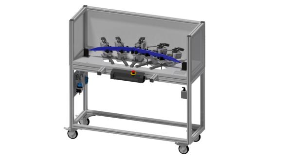 Montage- und Produktionsvorrichtungen
